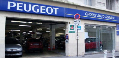 Garage Groult Auto Services Paris