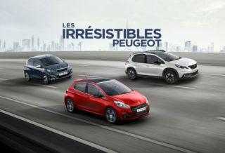 Offre Peugeot 2017